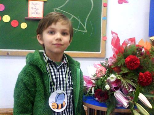 Damian, fiul Iuliei Olar