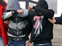 Doi minori bănuiți de furt, prinși de polițiști