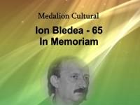 Ion Bledea – In Memoriam