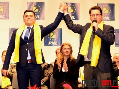 PNL Satu Mare, primul partid care şi-a lansat candidaţii. Hotărâţi să câştige (FOTO&VIDEO)