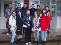 """Elevii Liceului Tehnologic """"George Barițiu"""" Livada, la un proiect """"Erasmus +""""  în Portugalia"""