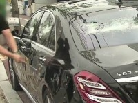 Un sătmărean s-a răzbunat pe Mercedesul surorii sale