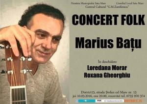 Marius Batu 10 martie