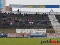 Olimpia Satu Mare, învinsă de FC Baia Mare 0 -2  (Galerie FOTO)