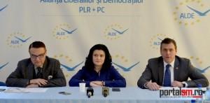 Ovidiu Silaghi, Daliana Lazar, Adrian Stef