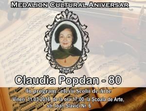 claudia popdan