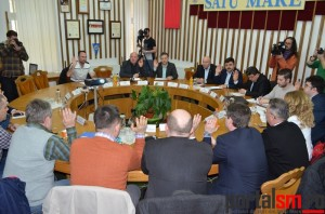 consiliul local satu mare 4 martie