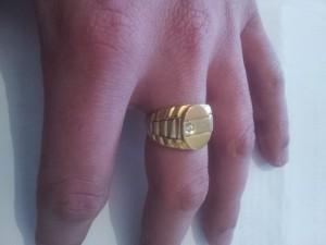 inelul de aur satu mare