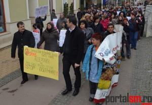 mars antidiscriminarea