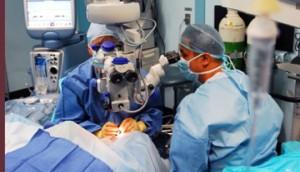 operatie cataractă satu mare