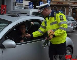 politie 8 martie