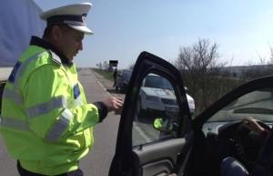 politist-in-trafic