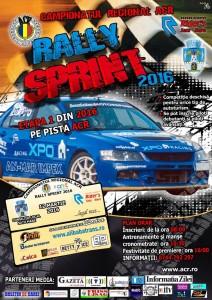 rally sprint satu mare