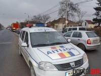 Autorul accidentului de azi dimineață de la Doba a fost prins. Cine este acesta