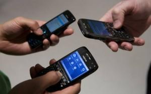 tepe telefon mobil