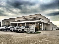 Showroom BMW la Satu Mare