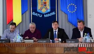 Consiliul Judetean, sedinta aprilie (1)