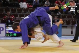 Judo, Marian Halas