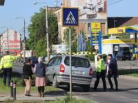 Accident grav la Satu Mare. Copil lovit pe trecerea de pietoni pe Botizului