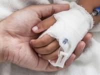Copil de 4 ani, nenorocit de un cal. A fost lovit în cap cu copita