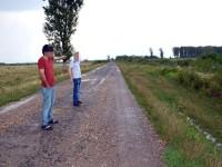 Trei imigranți, doi afgani și un pakistanez, prinși de polițiștii de frontieră sătmăreni