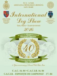 international dog show 2016