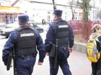 Jandarmii sătmăreni, la datorie de Paște și de 1 Mai