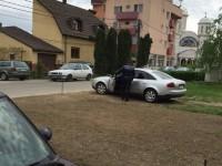 masina parcata ilegal Satu Mare (4)