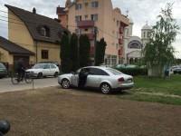 masina parcata ilegal Satu Mare (5)