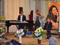 """Concert emoționant """"În memoria Paulei Raț"""". Sătmărenii au umplut sala Filarmonicii (FOTO)"""