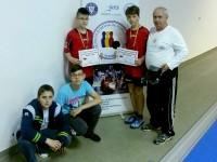 Popice: CSM Satu Mare, locul III la Campionatul Național U14