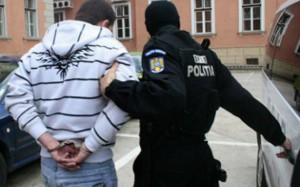 A vrut să iasă din țară dar polițiștii l-au încătușat