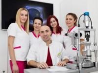 Pacienți din mai multe județe la Clinica Vitreum. Dr. Levai Lehar vorbește despre cataractă
