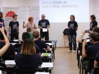 Tinerii activi pot contribui la schimbare. Program Erasmus+ la Satu Mare (FOTO)