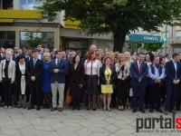 Ziua Europei, depuneri de coroane (7)