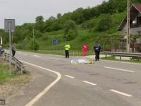 Sătmăreancă, implicată într-un accident mortal în județul Cluj (FOTO)