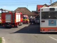 Copilă de 10 ani, lovită de un autobuz la Micula. Ce s-a întâmplat cu minora