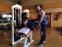 Bianca Rus șochează din nou cu poze în sala de sport (FOTO)