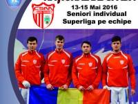 Campionatul Național de Spadă se organizează la Satu Mare