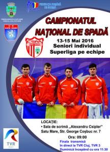 campionatul national de spada