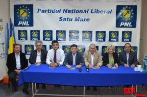 conferinta presa PNL Satu Mare