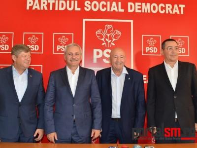 Liderii PSD, convinși că Dorel Coica va câștiga Primăria. Atac la Ștef! (VIDEO)