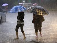 UPDATE: Cod galben de furtună la Satu Mare. Grindina a făcut ravagii la Cluj (FOTO)