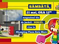 Un nou magazin se deschide la Satu Mare Shopping Plaza. Ce surprize îi așteaptă pe sătmăreni
