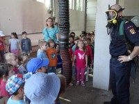 pompieri copii
