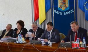 sedinta Consiliul Judetean Satu Mare (11)