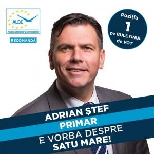 stef adrian