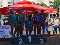 Sătmărencele, medaliate cu argint la Balcaniada de beach-volley (FOTO)