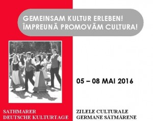 zilele culturale germane satmarene