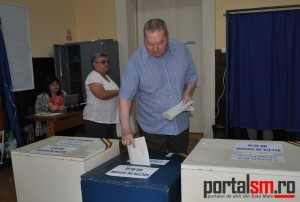 prezenta la vot Satu Mare (27)